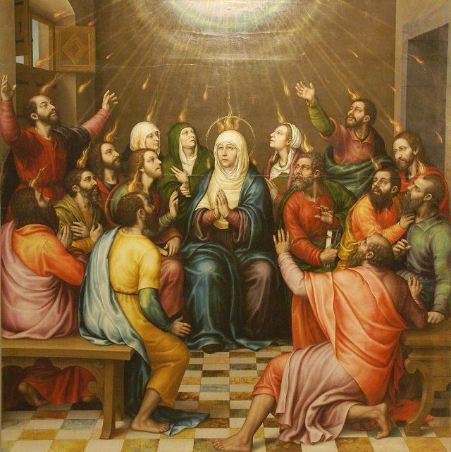 Niedziela Zesłania Ducha Świętego | Parafia Rzymsko-Katolicka