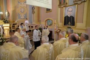 Diecezjalny Dzień Modlitwy o Beatyfikacje Sługi Bożego Bp. Piotra Gołębiowskiego