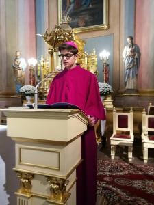 Dzień Modlitwy o beatyfikację Sługi Bożego bp. P. Gołębiowskiego