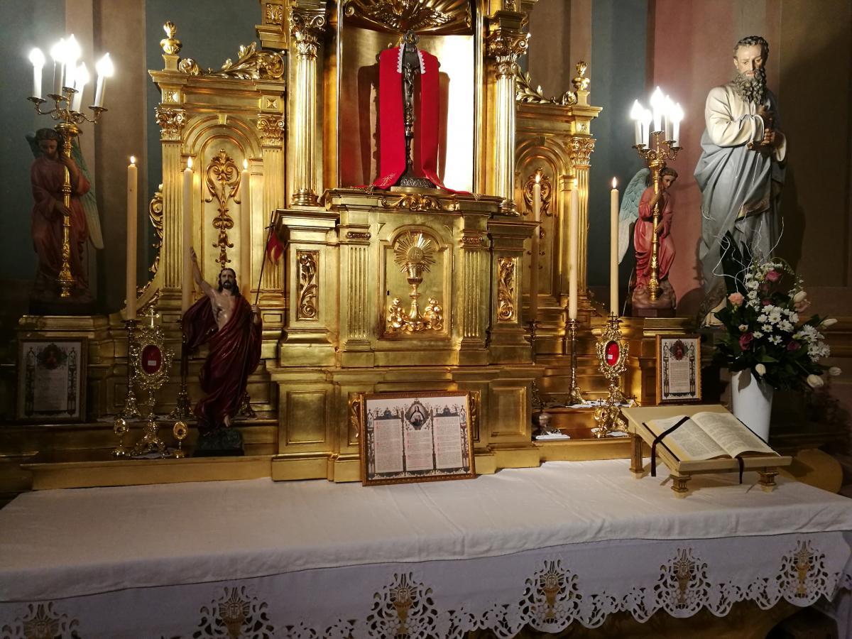 Transmisja Mszy Świętej