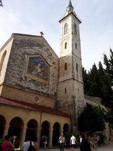 Modlitwy o beatyfikację  Bp. Piotra Gołębiowskiego na wzgórzach jerozolimskich w  Ein Karem w dniach 28 kwietnia - 05 maja 2018 roku,