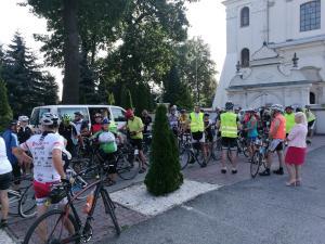 IX Rowerowa Pielgrzymka Diecezji Sandomierskiej