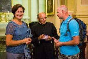 Rozmowa o biskupie Piotrze