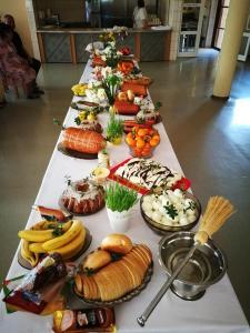 Wielkanoc 2019 - DPS święcenie pokarmów